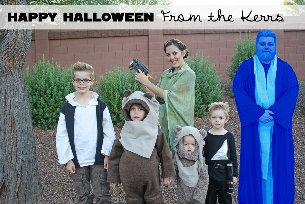 family halloween costumes return of the jedi part 2 - Mormon Halloween Costumes