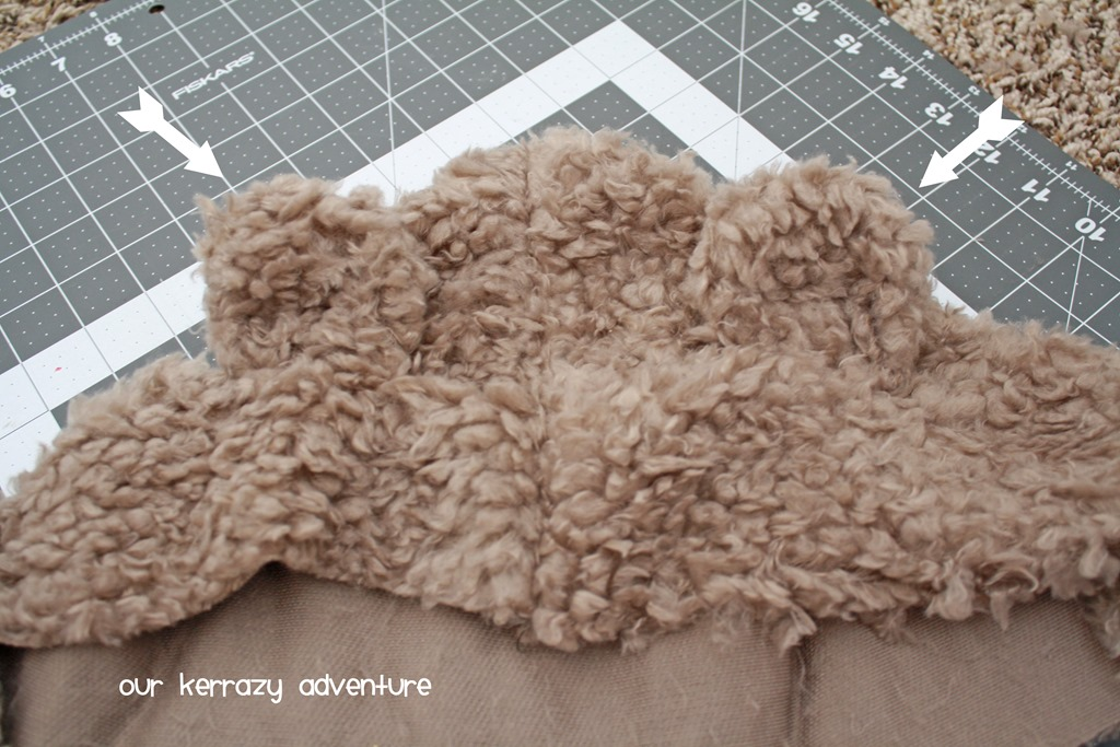 Baby Ewok Costume Tutorial Our Kerrazy Adventure